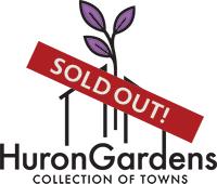huron gardens logo