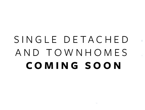 Single Detached and Townhomes - Cambridge - New Detached Homes for Sale in Cambridge, Ontario