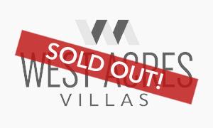 west acres villas logo